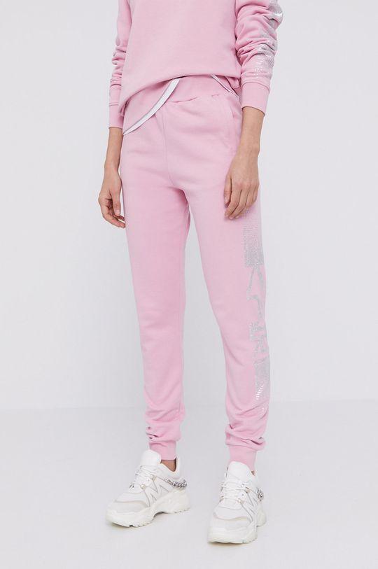 ružová Karl Lagerfeld - Nohavice Dámsky
