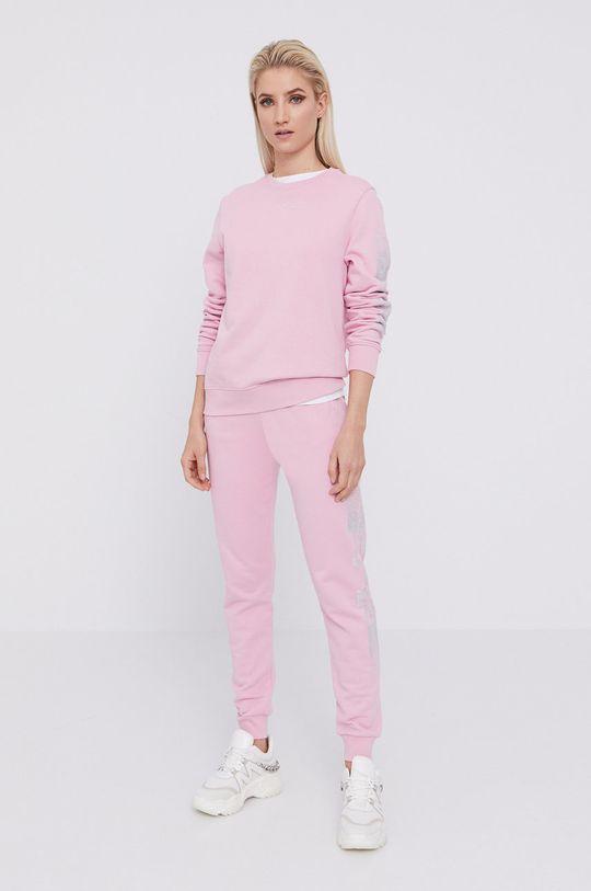 Karl Lagerfeld - Nohavice ružová