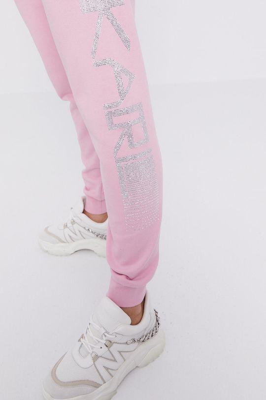 ružová Karl Lagerfeld - Nohavice