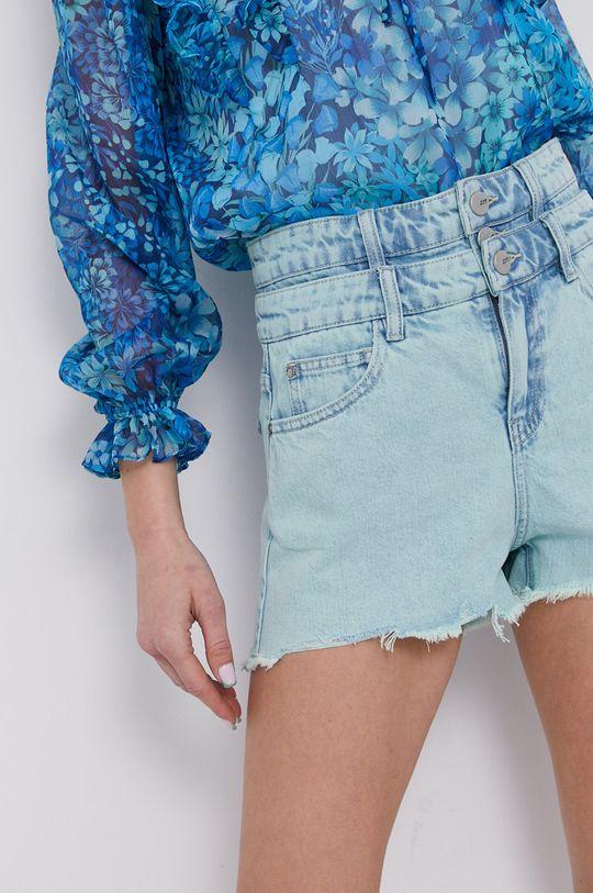 miętowy Miss Sixty - Szorty jeansowe