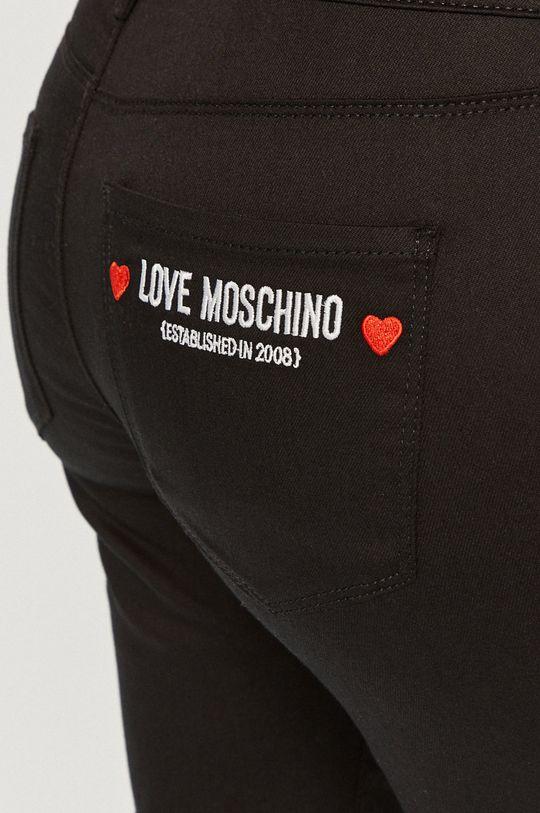 čierna Love Moschino - Rifle