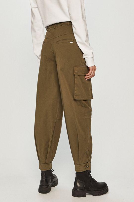 Hugo - Kalhoty  100% Organická bavlna