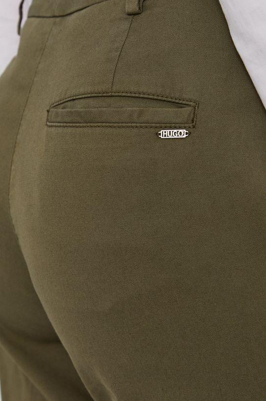 zelená Hugo - Kalhoty 50449602