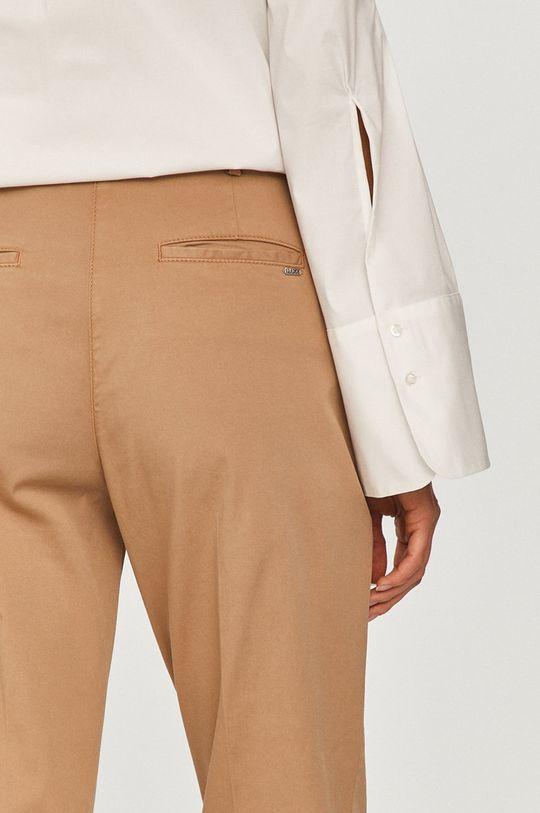 béžová Hugo - Kalhoty