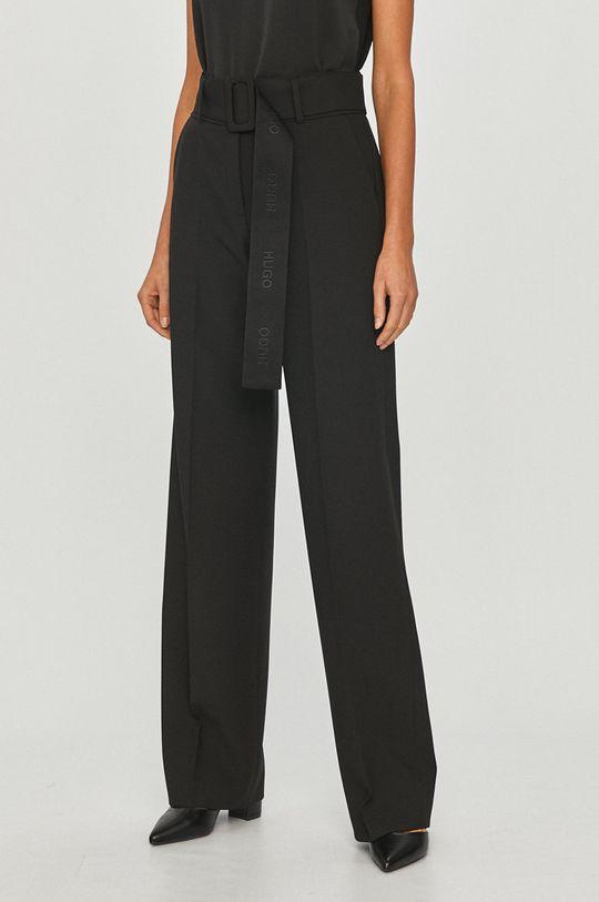 negru Hugo - Pantaloni De femei