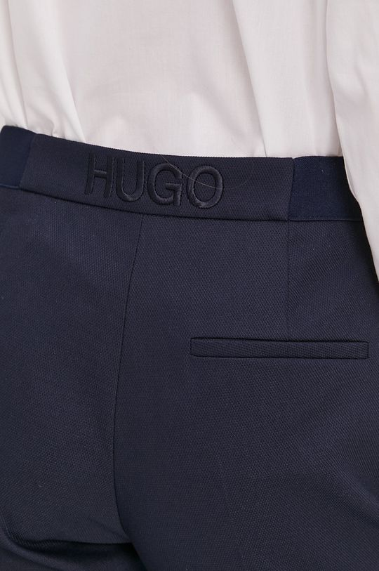 tmavomodrá Hugo - Nohavice