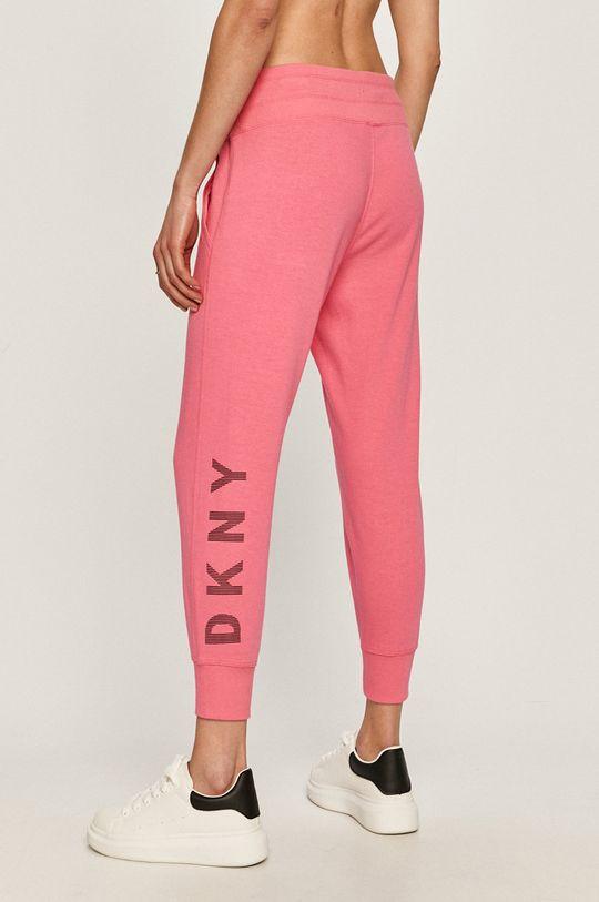 Dkny - Nohavice sýto ružová