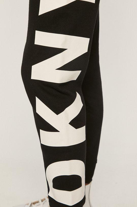 černá Dkny - Kalhoty