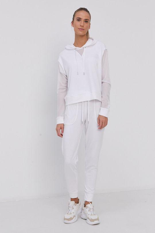biały Dkny - Spodnie
