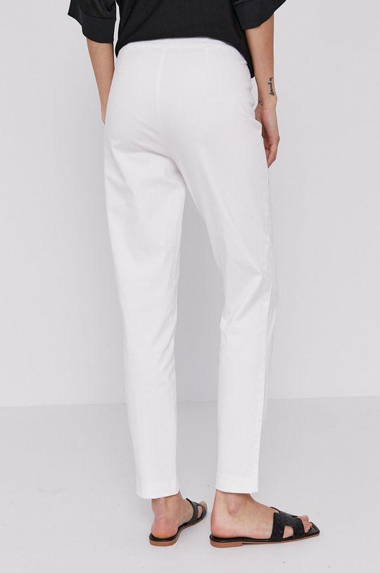 Dkny - Spodnie 65 % Bawełna, 33 % Rayon, 2 % Spandex