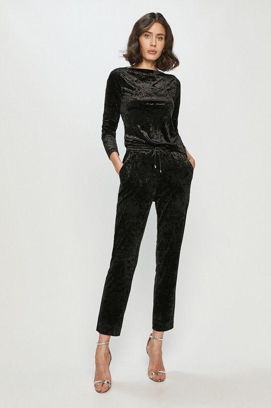 Dkny - Pantaloni negru