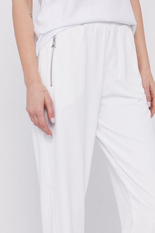 biały Patrizia Pepe - Spodnie