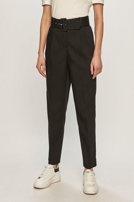 czarny Vero Moda - Spodnie Damski