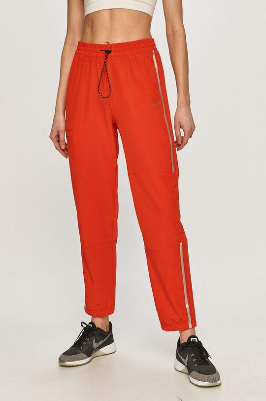 červená Nike - Kalhoty Dámský