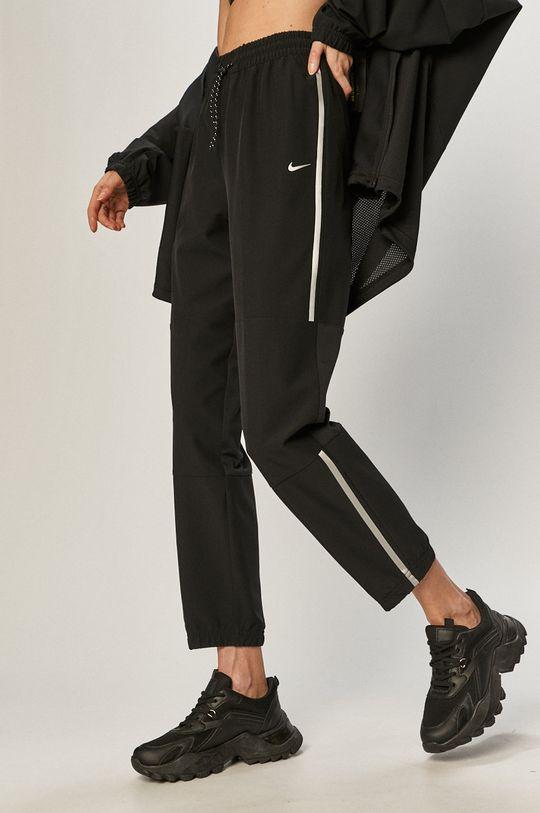 černá Nike - Kalhoty Dámský