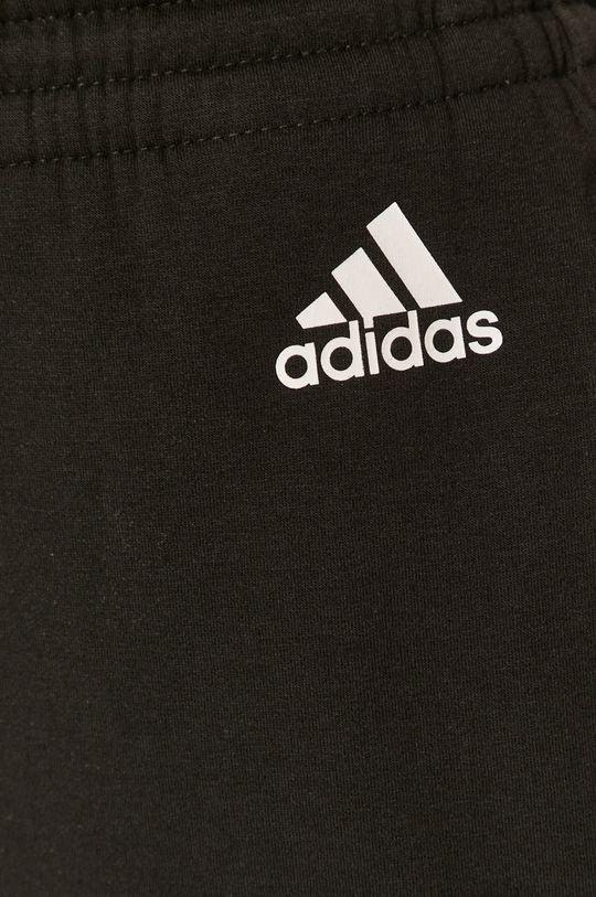 čierna adidas Performance - Nohavice