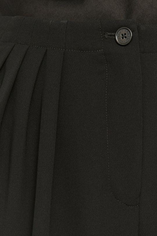 czarny Armani Exchange - Spodnie