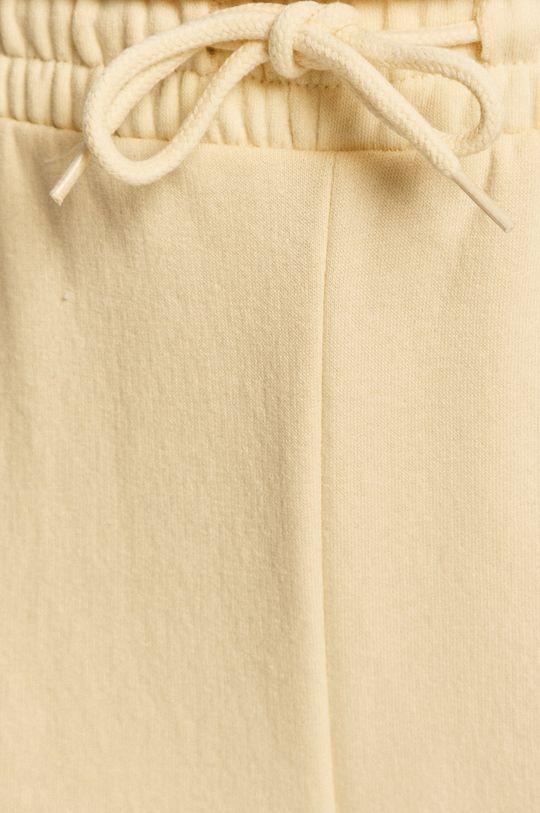 żółty Only - Spodnie