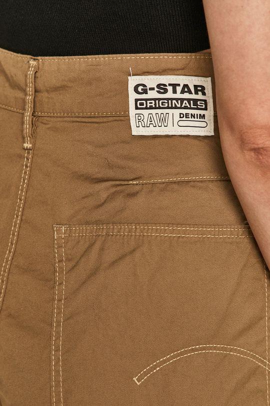 jasny oliwkowy G-Star Raw - Spodnie