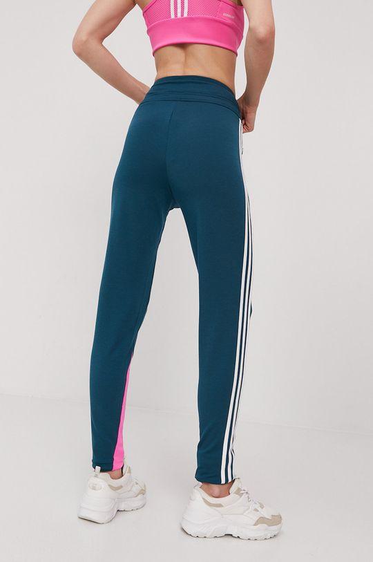 verde inchis adidas Performance - Pantaloni