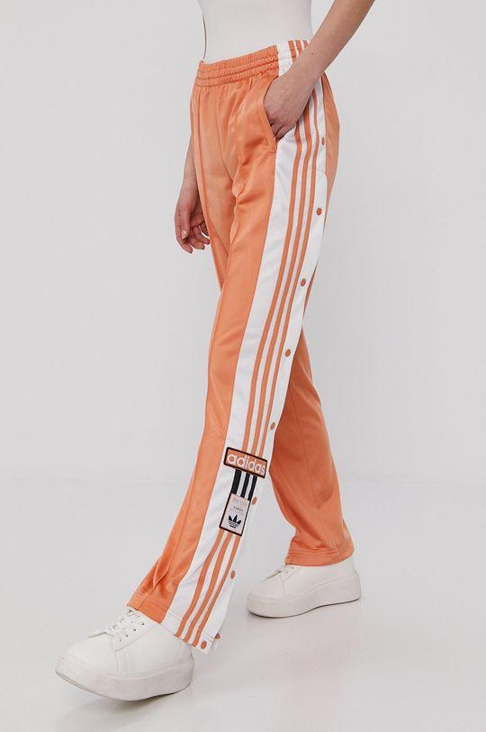 pomarańczowy adidas Originals - Spodnie Damski