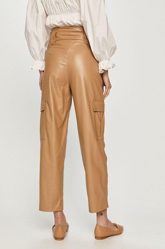 Twinset - Spodnie 100 % Poliuretan