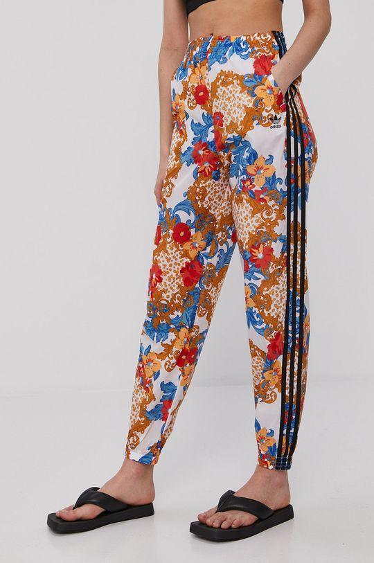 multicolor adidas Originals - Spodnie Damski