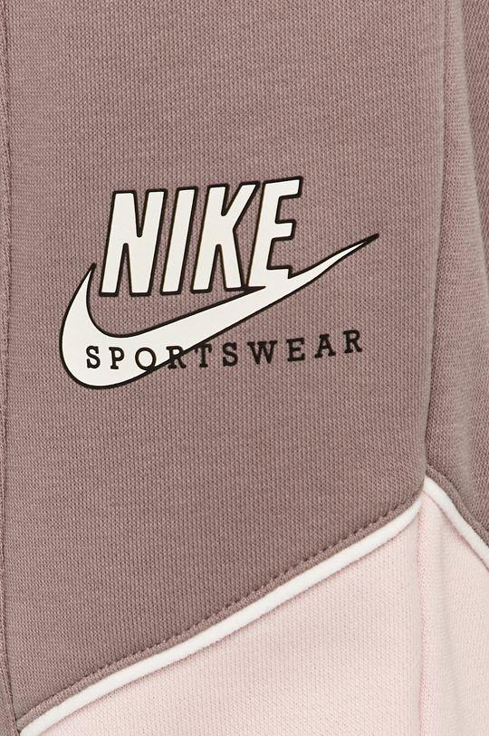 winogronowy Nike Sportswear - Spodnie