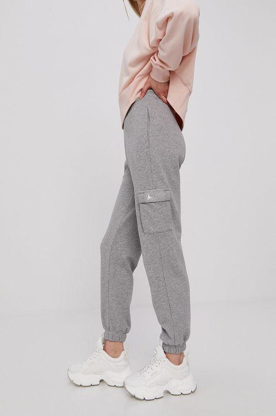 jasny szary Nike Sportswear - Spodnie