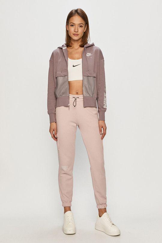 Nike Sportswear - Nohavice ružová