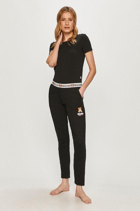 Moschino Underwear - Spodnie czarny