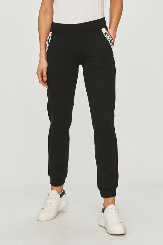 černá Moschino Underwear - Kalhoty Dámský
