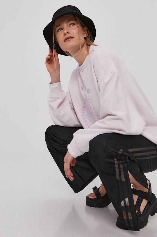 černá adidas Originals - Kalhoty FIREBIRD Dámský