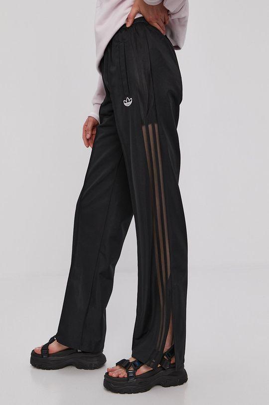adidas Originals - Kalhoty FIREBIRD černá