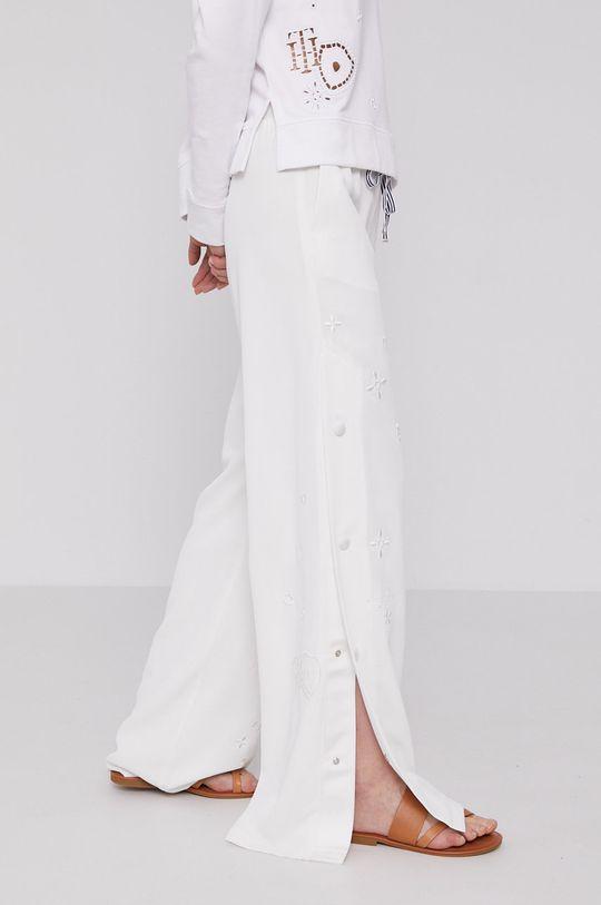 biały Tommy Hilfiger - Spodnie