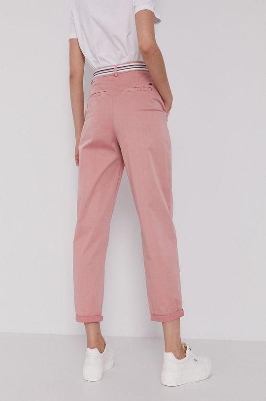 Tommy Hilfiger - Spodnie 96 % Bawełna, 4 % Elastomultiester