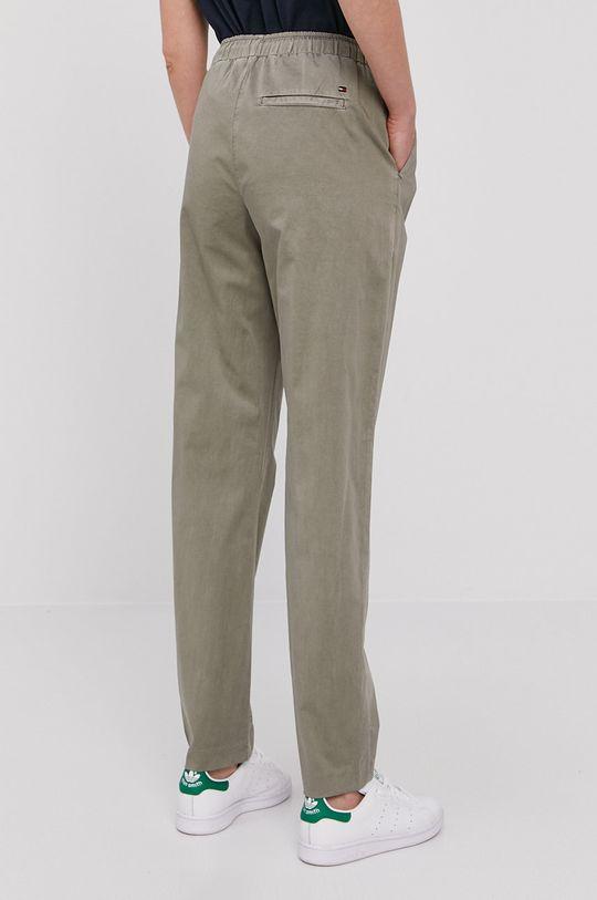 Tommy Hilfiger - Spodnie 96 % Bawełna, 4 % Elastan