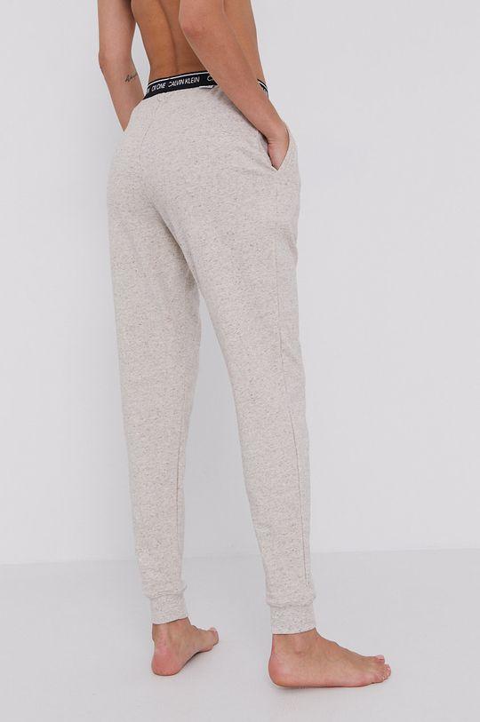 Calvin Klein Underwear - Spodnie piżamowe CK One beżowy