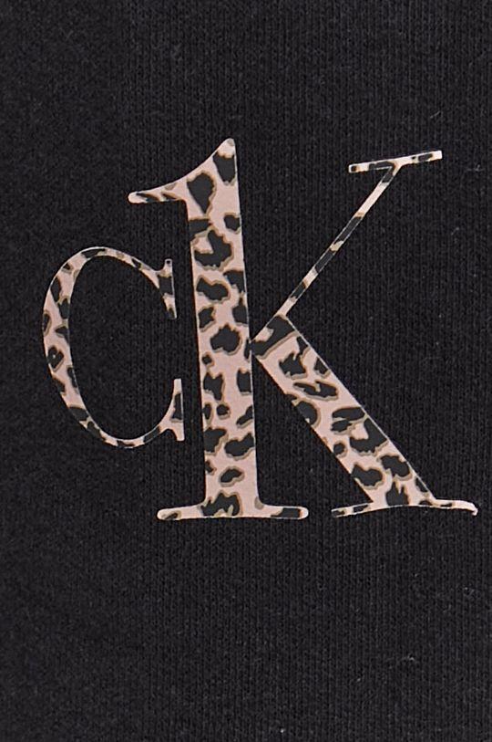 czarny Calvin Klein Underwear - Spodnie piżamowe Ck One