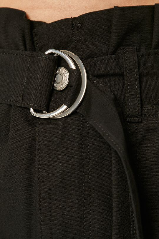 černá Tommy Jeans - Kalhoty