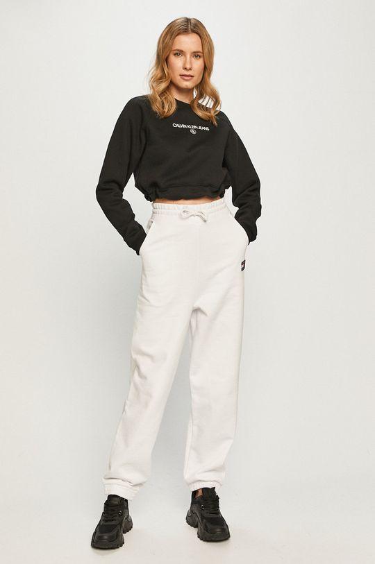 Tommy Jeans - Spodnie biały