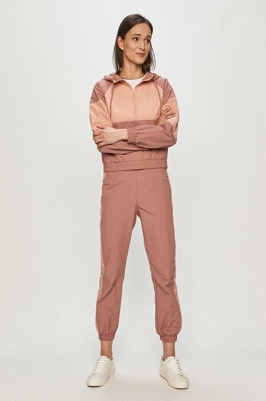 Jacqueline de Yong - Pantaloni roz violet