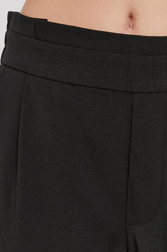 czarny Jacqueline de Yong - Spodnie