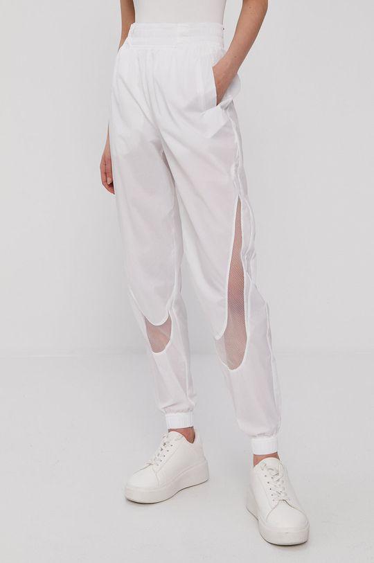 biały Nike Sportswear - Spodnie Damski