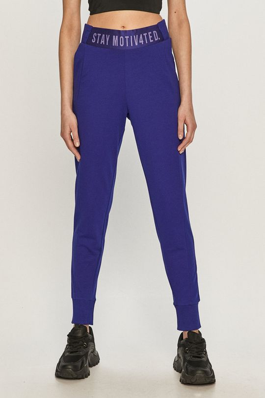 fialová 4F - Kalhoty Dámský