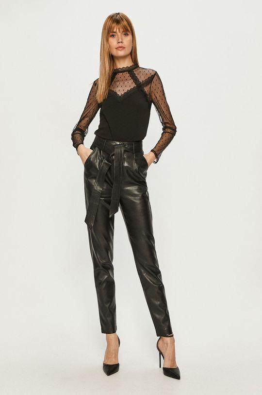 Morgan - Nohavice čierna