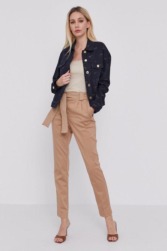Morgan - Kalhoty béžová