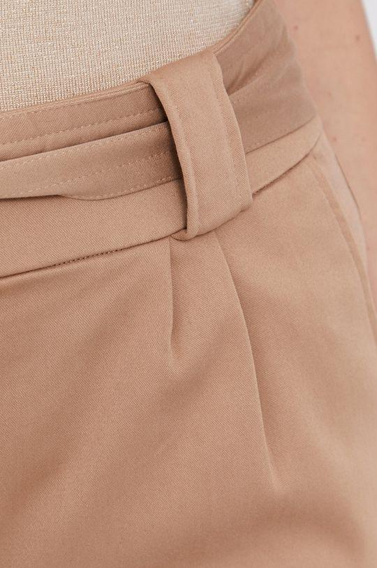 béžová Morgan - Kalhoty
