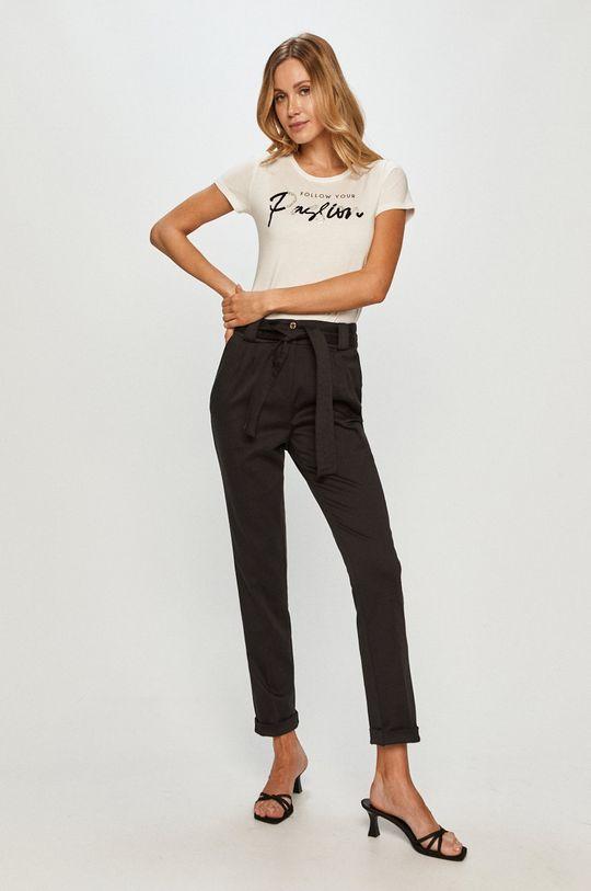 Morgan - Kalhoty černá