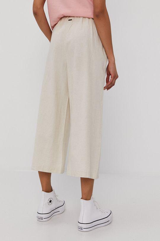 Billabong - Spodnie 85 % Bawełna, 15 % Len